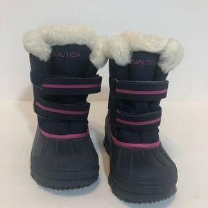 Nautica Fur-lined Children boots